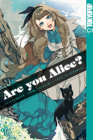 Are you Alice?, Band 10
