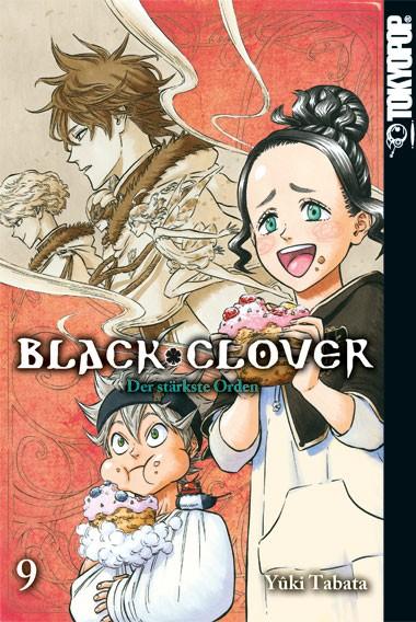 Black Clover – Der stärkste Orden, Band 09
